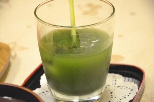 青汁(コラーゲン)