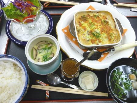 海鮮ゆず味噌グラタンコース